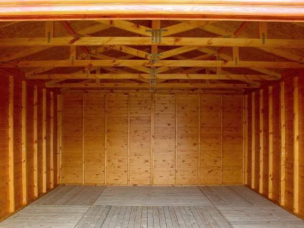 Garaje de madera maderexter - Garaje de madera ...