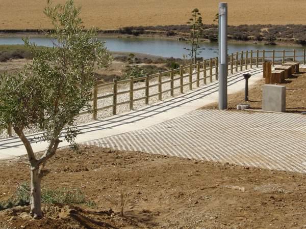 Instalacion de vallas y cerramientos de madera maderexter - Vallas y cerramientos ...